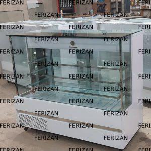 قیمت فروش یخچال ویترینی