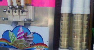 قیمت عمده بستنی ساز قیفی مرغوب