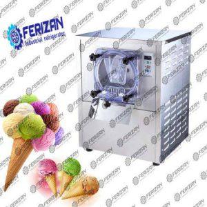 صادراتدستگاه بستنی ساز مرغوب به ترکیه
