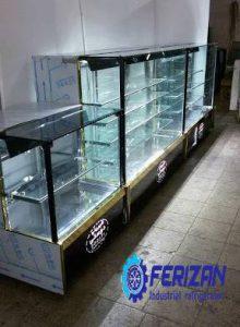 قیمت یخچال ویترینی قنادی