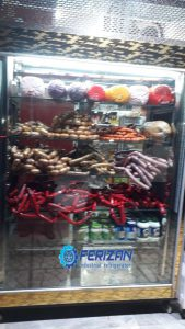 یخچال قصابی ویترینی ارزان قیمت