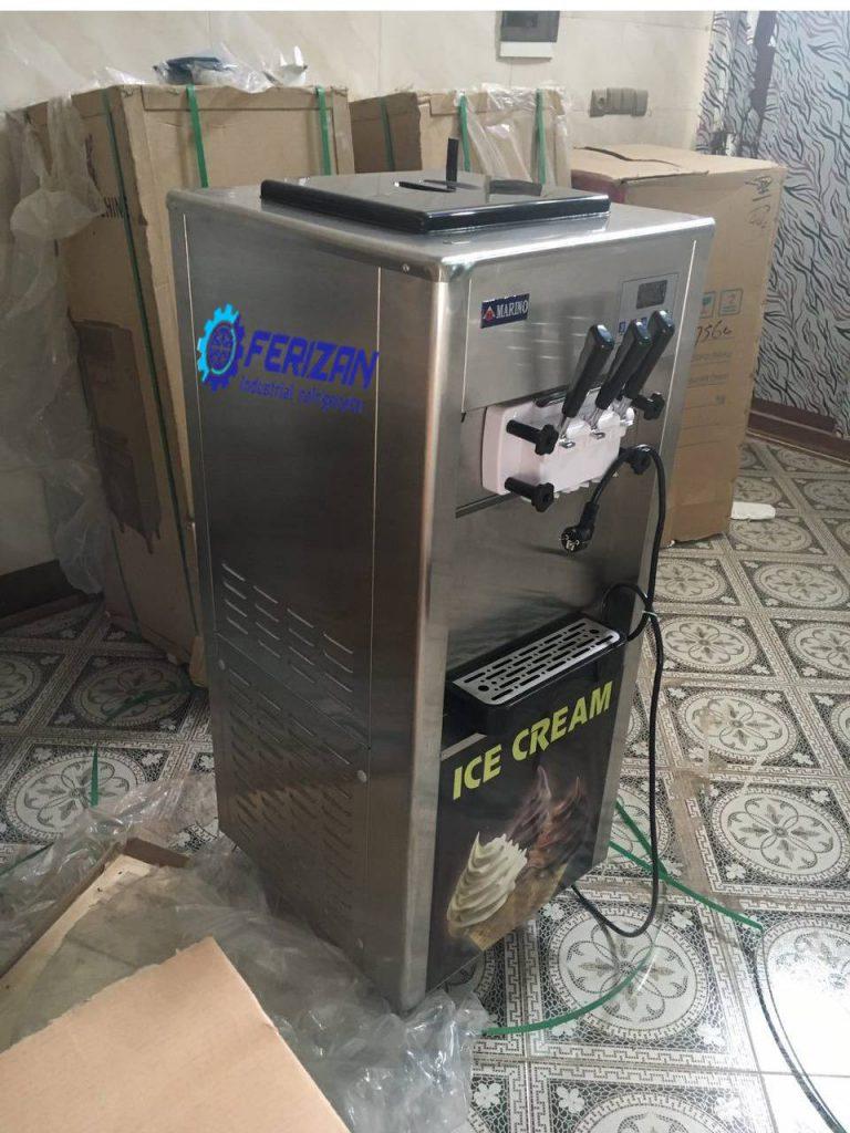 صادرات بهترین دستگاه بستنی ساز