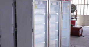یخچال ایستاده سوپرمارکت