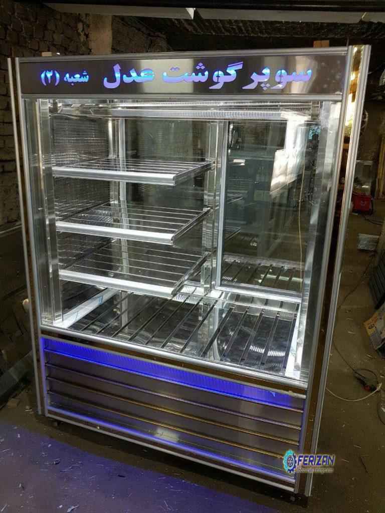 یخچال صنعتی سوپرمارکت