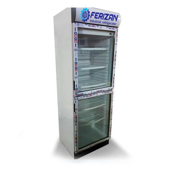 بهترین یخچال ایستاده سوپر مارکت با قیمت ارزان