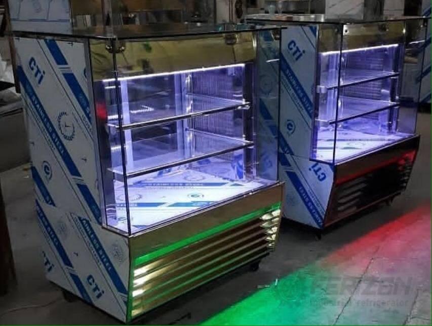 قیمت یخچال قصابی