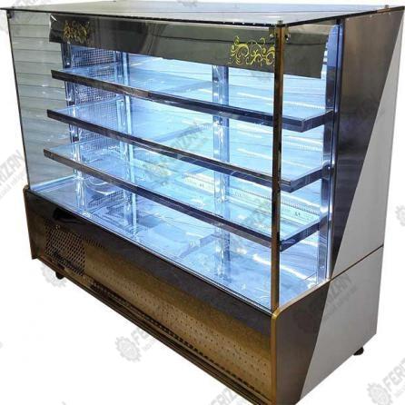 یخچال قنادی مکعبی